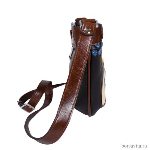 Женская сумка кросс-боди ELBI 295-3