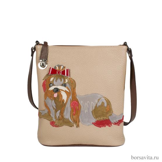 Женская сумка кросс-боди ELBI 558