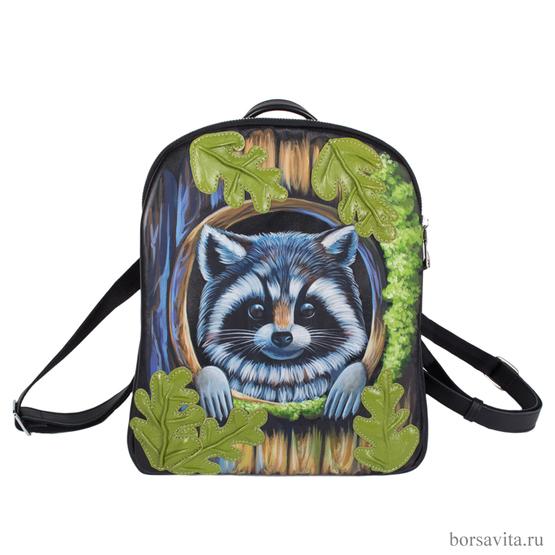 Женская сумка-рюкзак ELBI 977