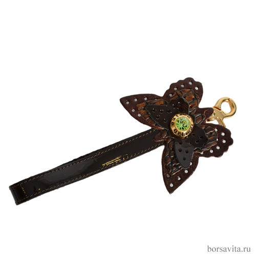 Брелок-бабочка на сумку MARINO ORLANDI