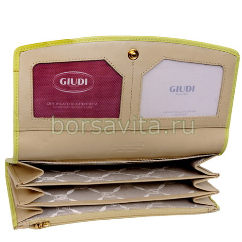 Женский кошелек Giudi 6541/CTP/Q-41