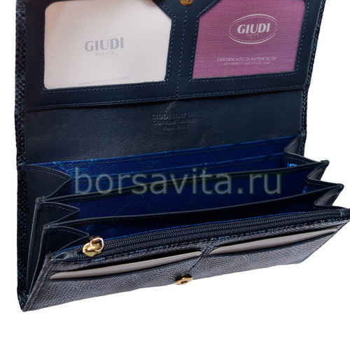 Женский кошелек Giudi 6541/IS-07