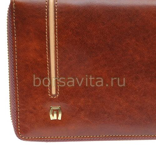 Мужской кошелек-клатч Giudi 6965/V/СOL-PС