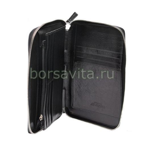 Мужской кошелек-клатч Giudi 7092/V-03