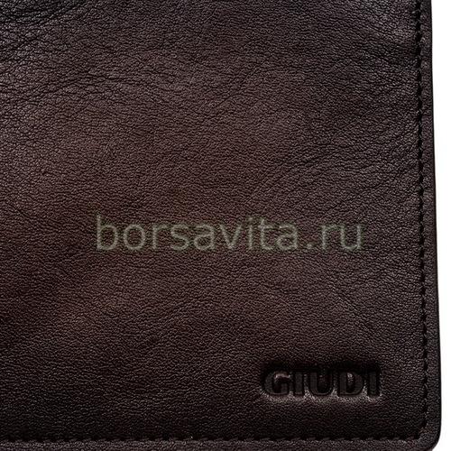 Мужское портмоне Giudi 7173/VR-08