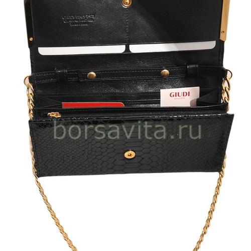 Женский кошелек Giudi 7255/MUL/COL-03